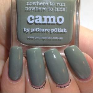 Picture Polish- camo