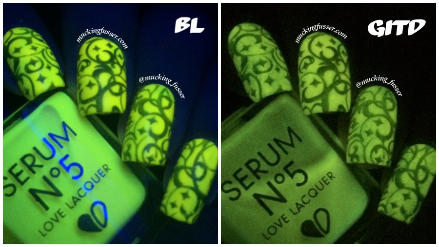 Serum No. 5 Solar Power