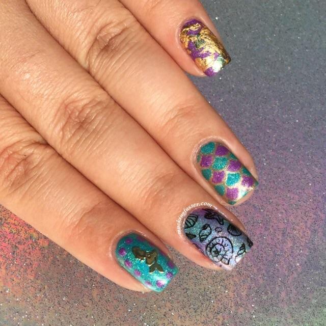 Cirque Colors Holo Mermaid