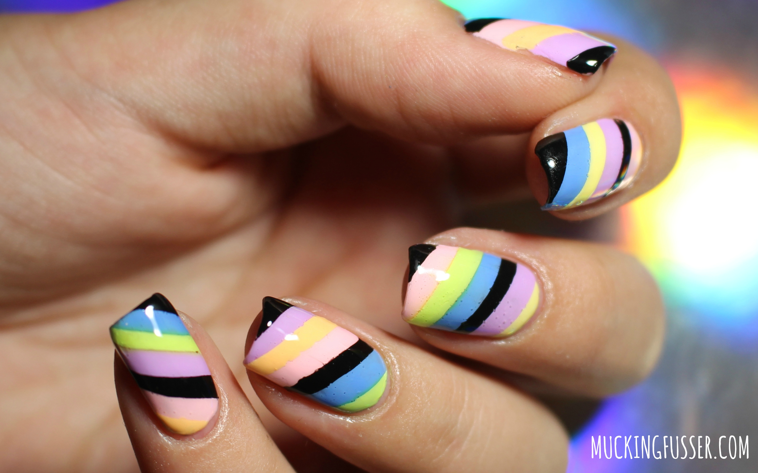 Nail Art – Mucking Fusser